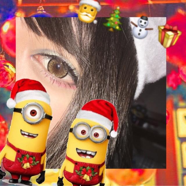 クリスマスメイク!!!!!!!!!!!のAfter画像