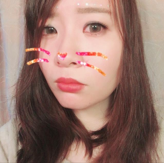 野崎智子さん風奇抜メイクの8枚目の画像