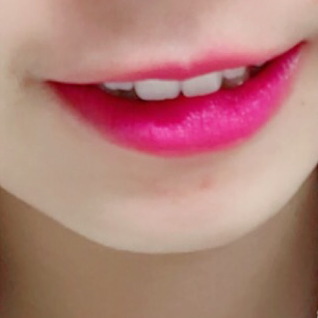 リップメイク     〜かわいいピンク編〜のAfter画像