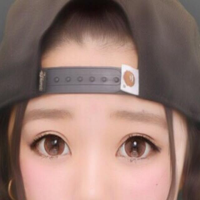 たくさんの目のAfter画像
