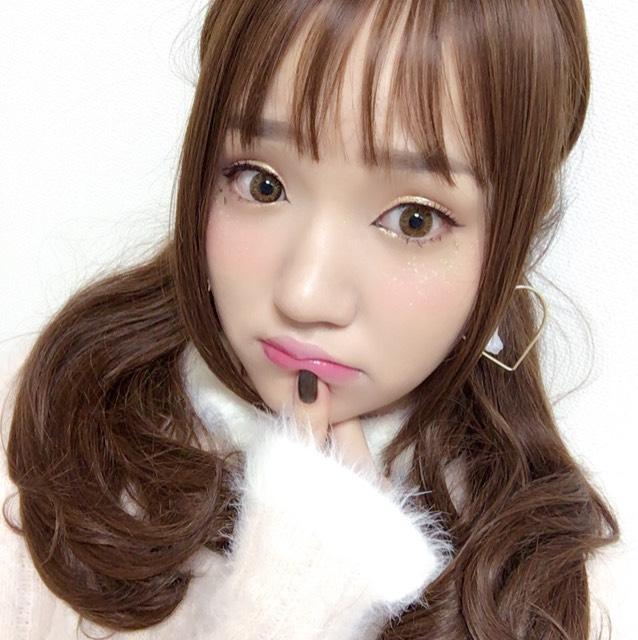 イルミネーションクリスマスメイク♡のAfter画像