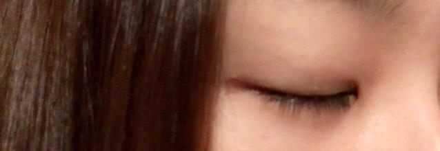 ちなみに眉毛もまつげも実際はあまりありません(ू ˃̣̣̣̣̣̣o˂̣̣̣̣̣̣ ू)