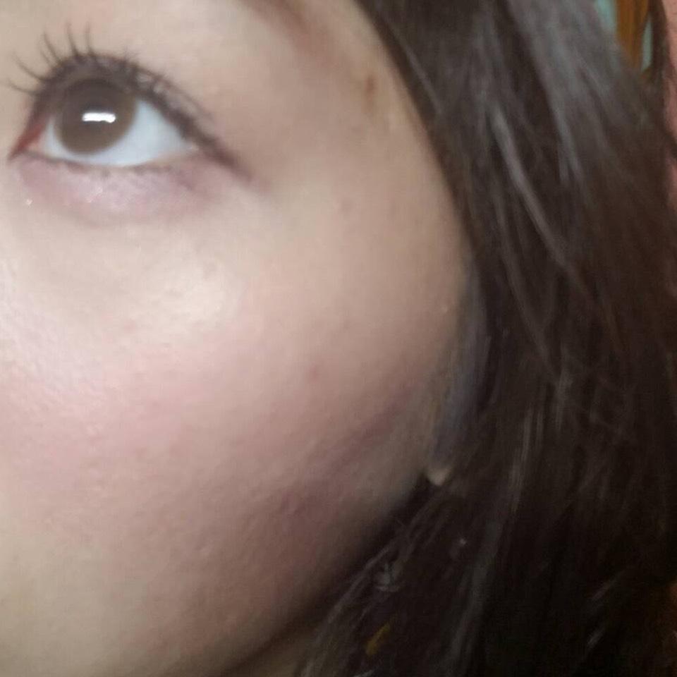 絶望的に肌が汚い() 洗顔、スキンケアをした後ALBION EXCIAのラディアントグロウメイクアップセラムを全顔に伸ばし、ALBION EXCIAモイストプレミアムパウダーファンデーションNA200クリアナチュラルをエトヴォスのファンデーションブラシでくるくるしながら塗る 小鼻など崩れやすい所にエレガンス ラ プードルオートニュアンスⅥをパフで押し込むように叩く