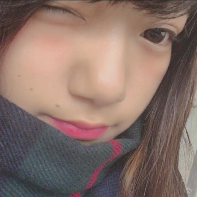 甘ぁい♡モテ冬メイクのAfter画像