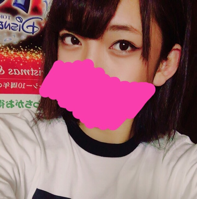 宮脇咲良ちゃん風メイクのAfter画像