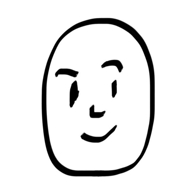 簡単メイクのBefore画像