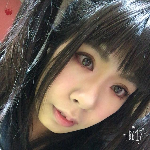 うさぎメイク☆冬デートメイクのAfter画像