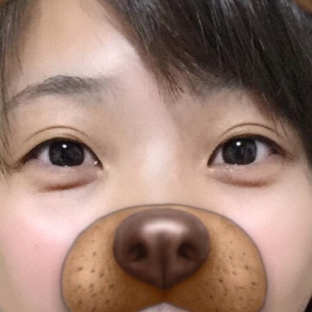 新年 裸眼艶メイク(大人っぽく)キャンメイクver~のBefore画像