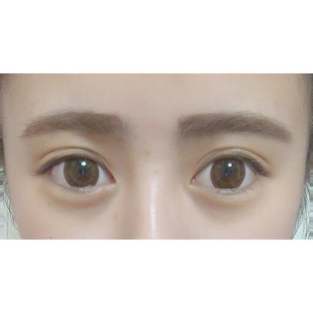 ♡優しい眉毛の作り方♡のAfter画像