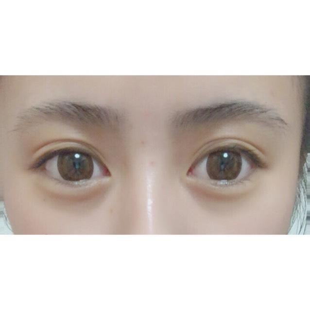 ♡優しい眉毛の作り方♡のBefore画像