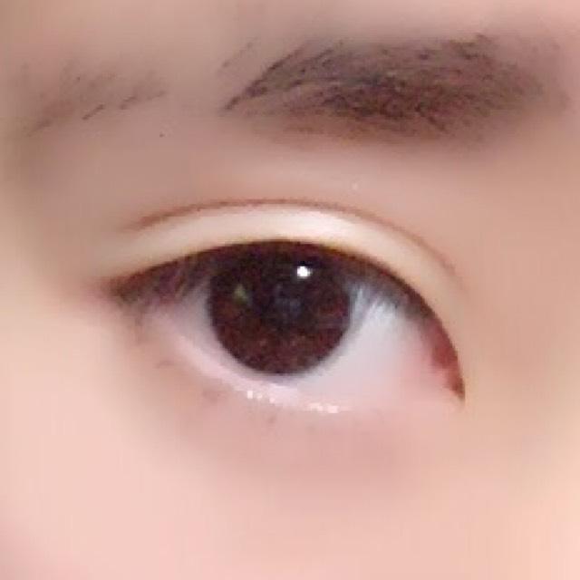 うさぎメイク②のBefore画像