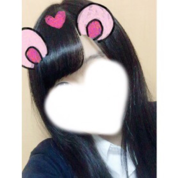 ふんわり アイドル風前髪♡のAfter画像
