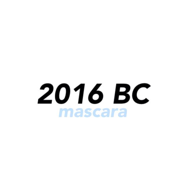 2016 Best cosme [mascara]