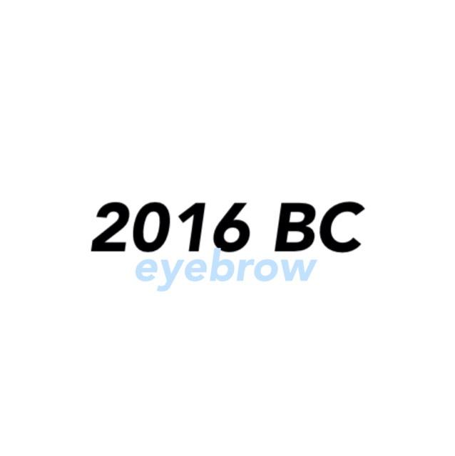 2016 Best cosme [eyebrow]