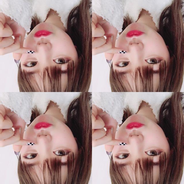 ♥    ナチュラルピンクめいくhow to   ♥のAfter画像