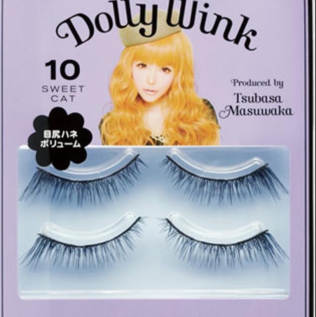 上:dolly wink 10