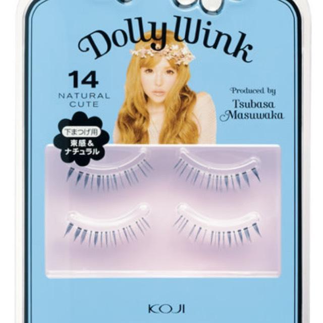 下:dolly wink 14