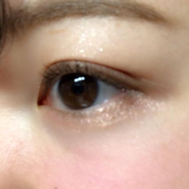裸眼でも盛れるピンクメイクのAfter画像