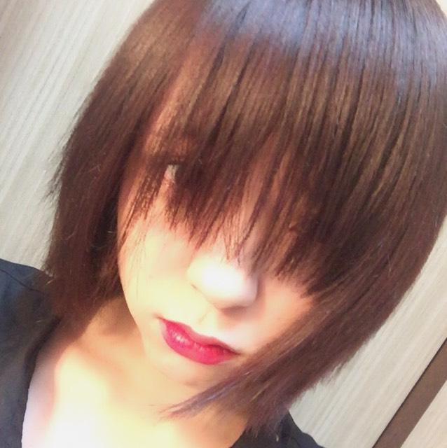 すずめちゃんヘア&メイク(仮)のBefore画像