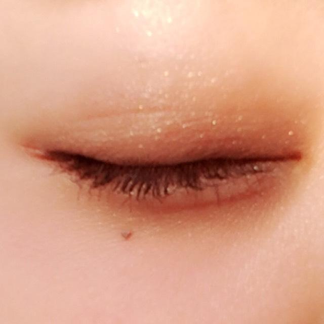 裸眼ナチュラルたれ目メイク♡のAfter画像