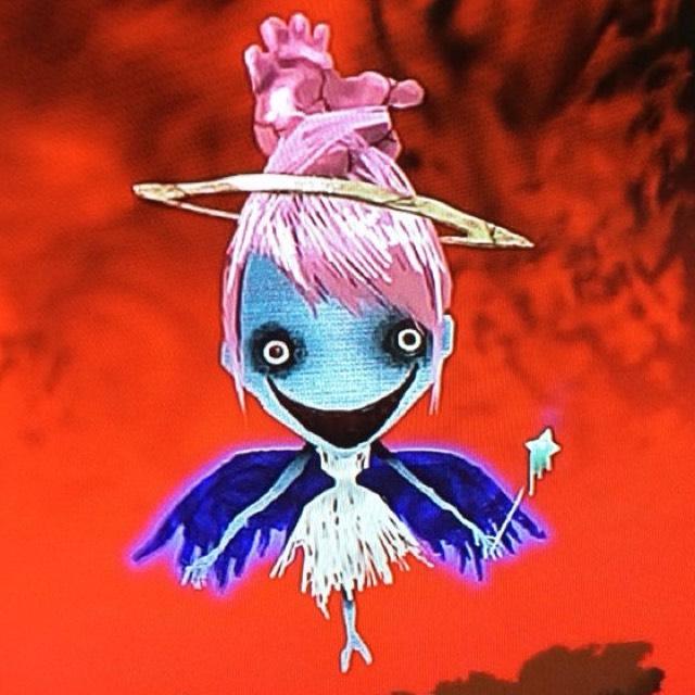 紫マスカラのAfter画像