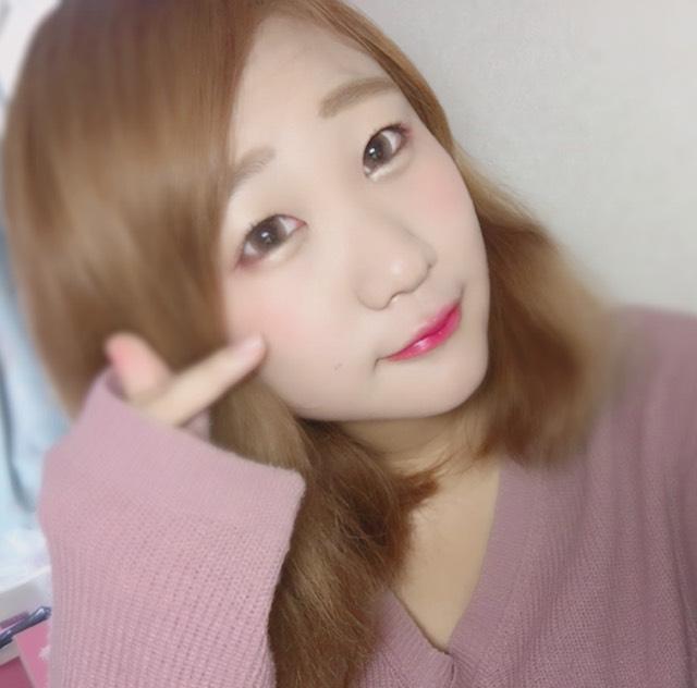 春ピンク♡うさぎメイク
