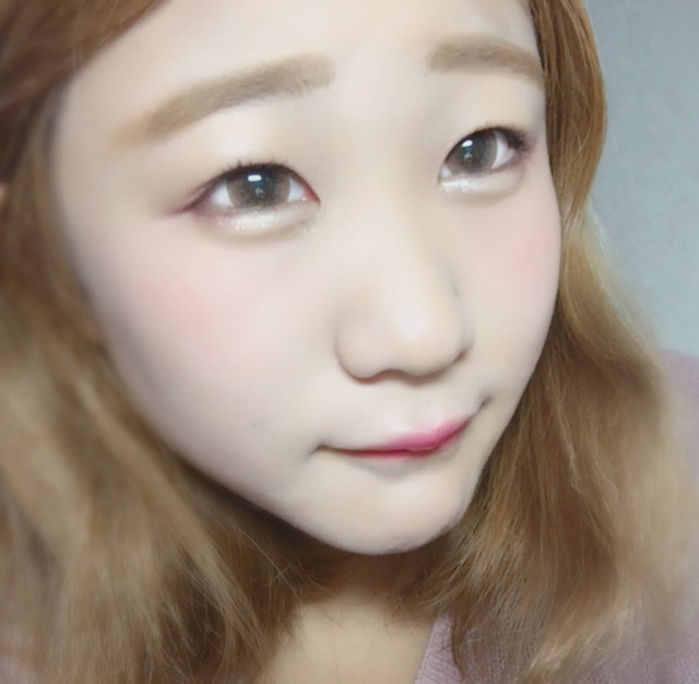 春ピンク♡うさぎメイクの9枚目の画像