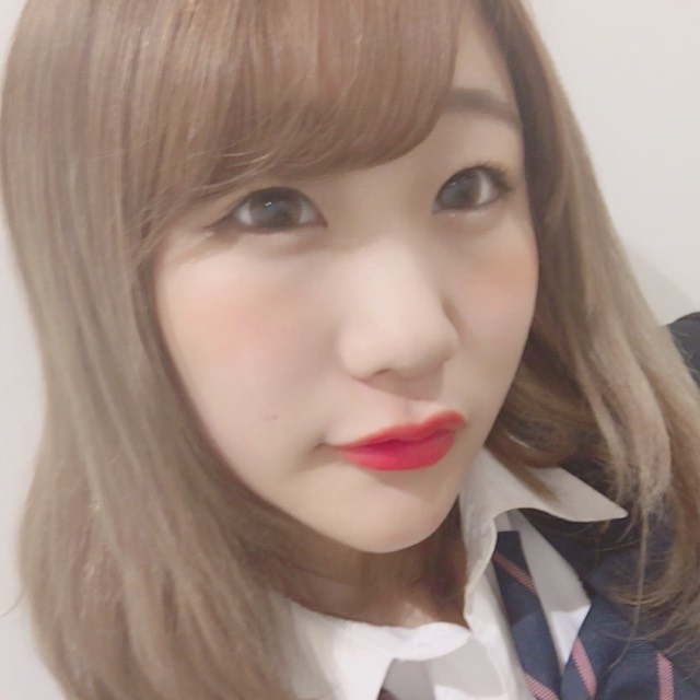 学校メイク〜色素薄い系〜