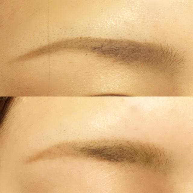 2種類の眉毛の書き方!のAfter画像