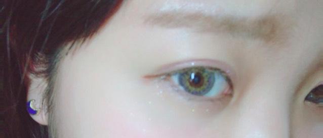 そして最後にポイントとして、マスカラに眉マスカラを使用することです✩*॰¨̮
