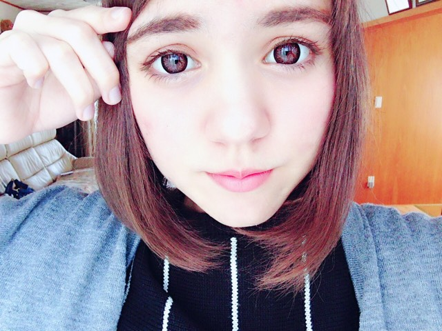 童顔メイク(byちぇる)のAfter画像
