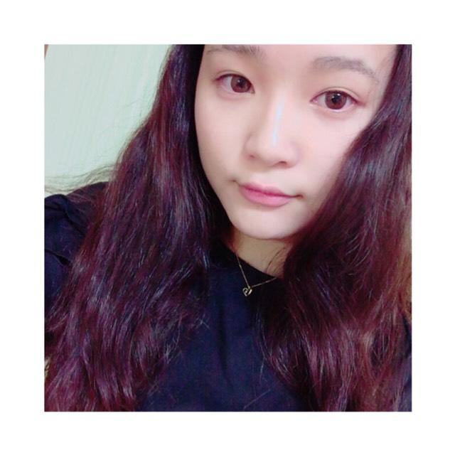 ドーリー韓国風メイクのBefore画像
