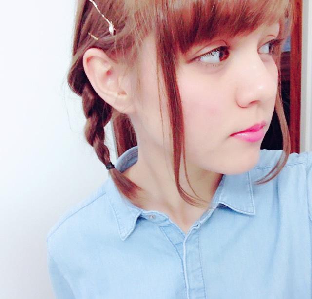 可愛い系ナチュラルメイク(byちぇる)