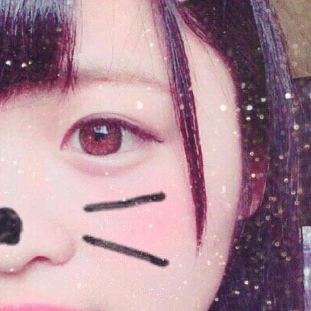 愛用カラコン*のAfter画像