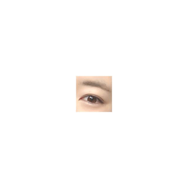 私的 アイライナーの使い方のAfter画像