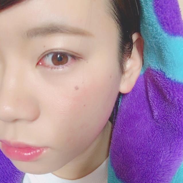 私的 眉毛の作り方のAfter画像