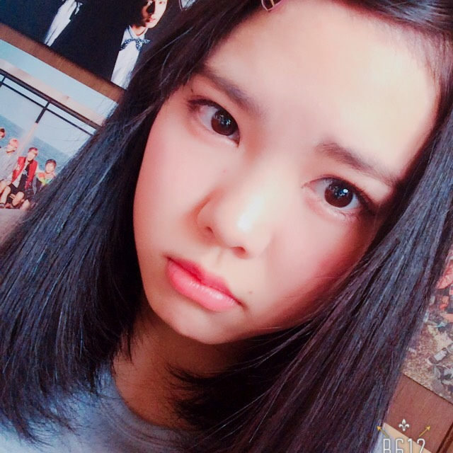 【韓国メイク】フンニョメイクのAfter画像