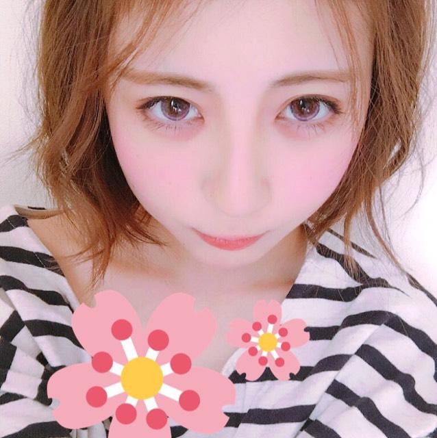お花見に*大人っぽ桜メイク