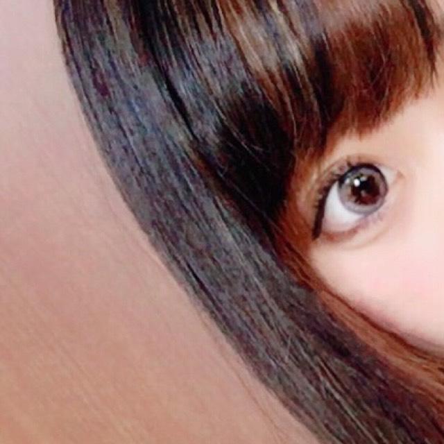 ♡ナチュラル でかたれ目メイク♡のBefore画像