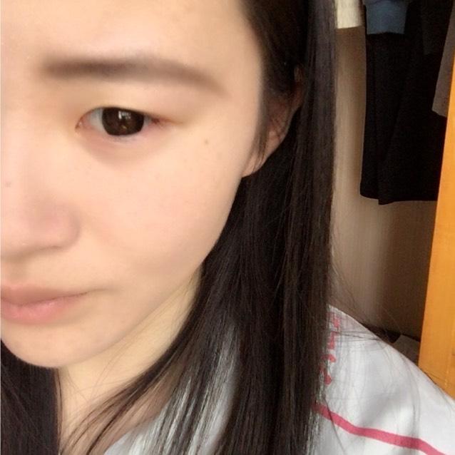 ファンデと眉毛を書くと塩顔がハッキリしてきますヾ(⌒(_*´ω`*)_