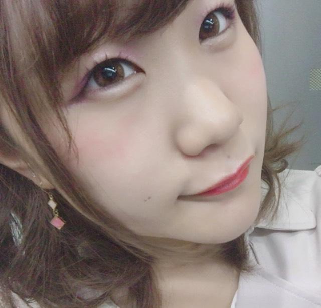 春メイク 〜キラキラパープル〜