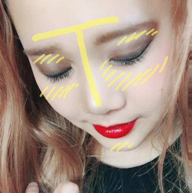 ハイライトを黄色の部分に塗ります