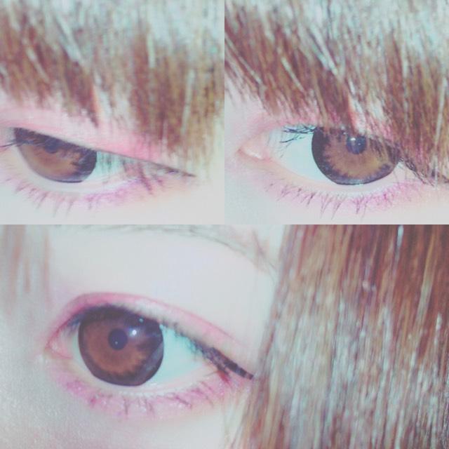 ガッツリ系ピンクメイクのAfter画像