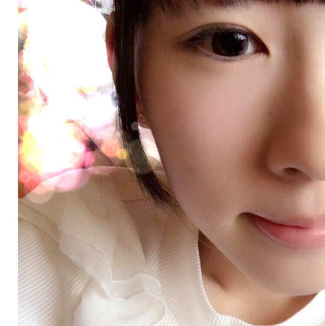 春のメイク~スッピン風~