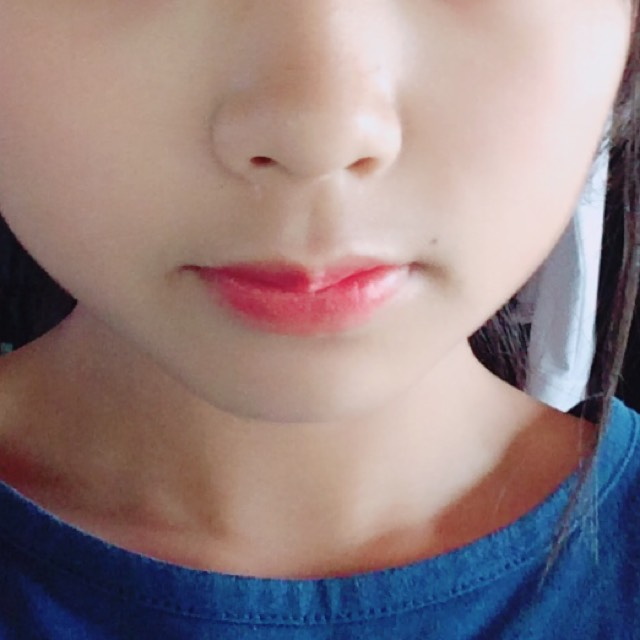 色鉛筆で自分好みの口紅✨のAfter画像