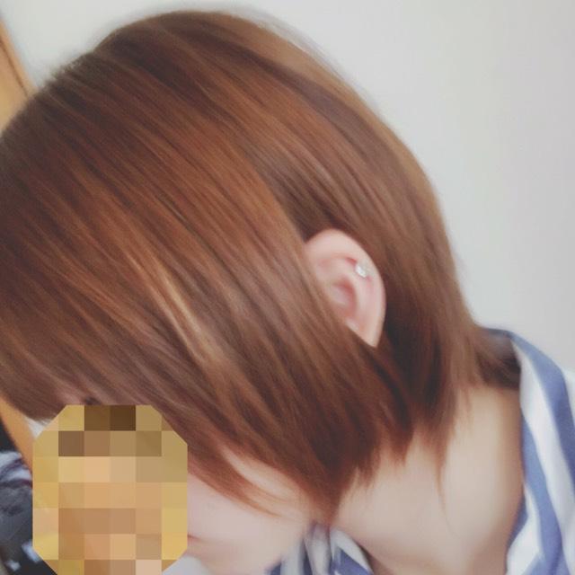 切れ長メイク〜のBefore画像