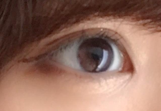 裸眼メイク!のAfter画像