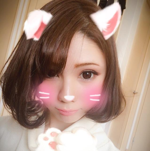 デカ目春メイクのAfter画像