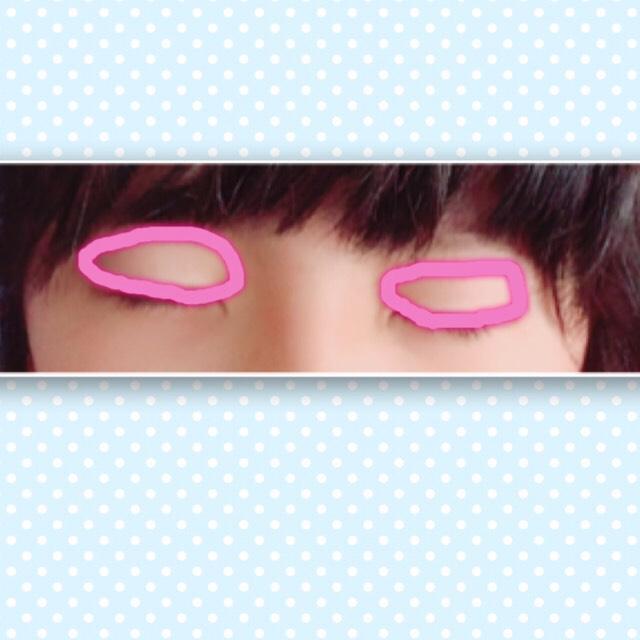 このピンクの中のところに茶色を塗ります(^^)