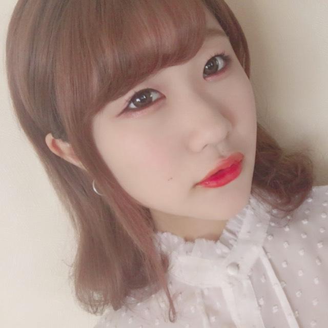 韓国メイクのAfter画像